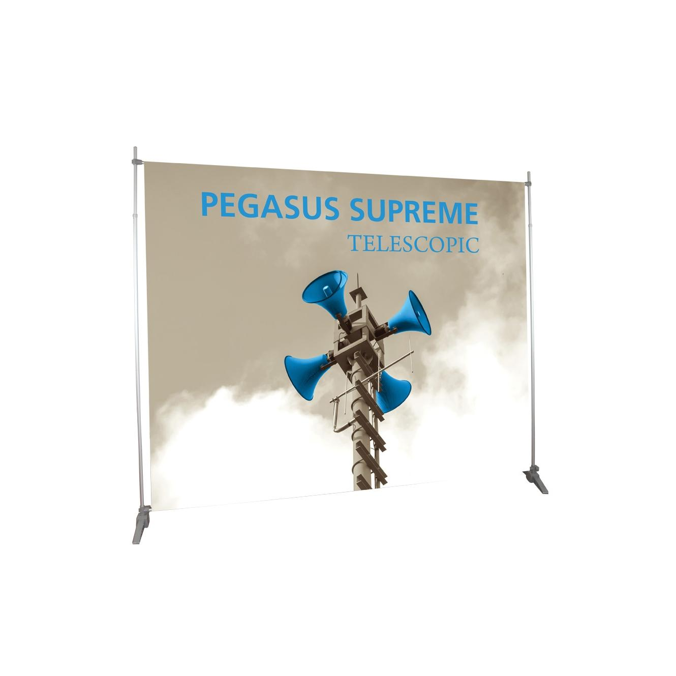 Banner Stands Cafe Barrier & Telescopic Banner