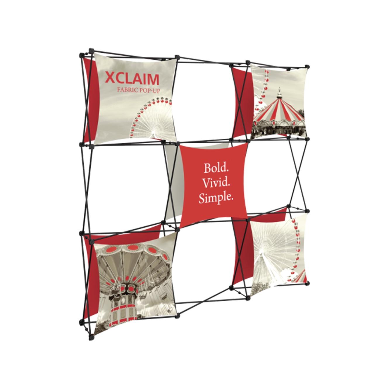 X-Claim 3x3 Kit 04