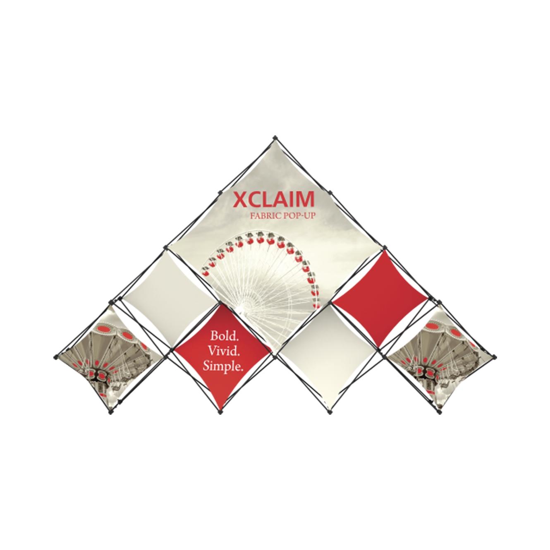 X-Claim 10 Quad Pyramid Kit 03