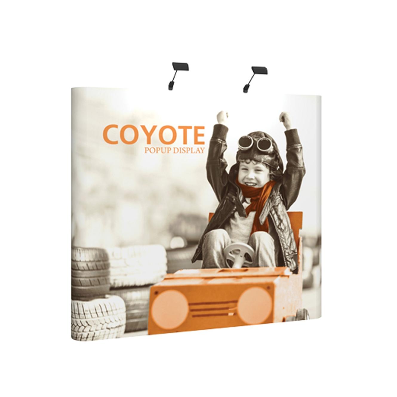 3x3 Coyote Straight