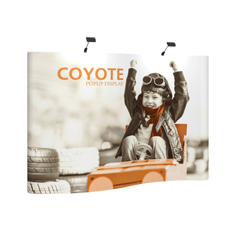 4x3 Coyote Straight