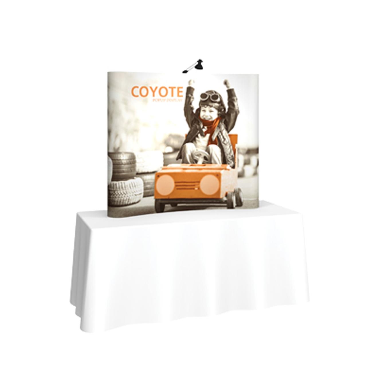 2x2 Coyote Mini Tabletop Frame Kit