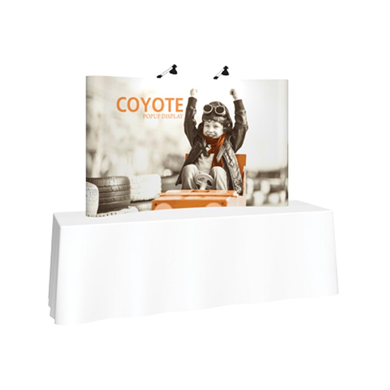 3x2 Coyote Mini Tabletop Frame Kit