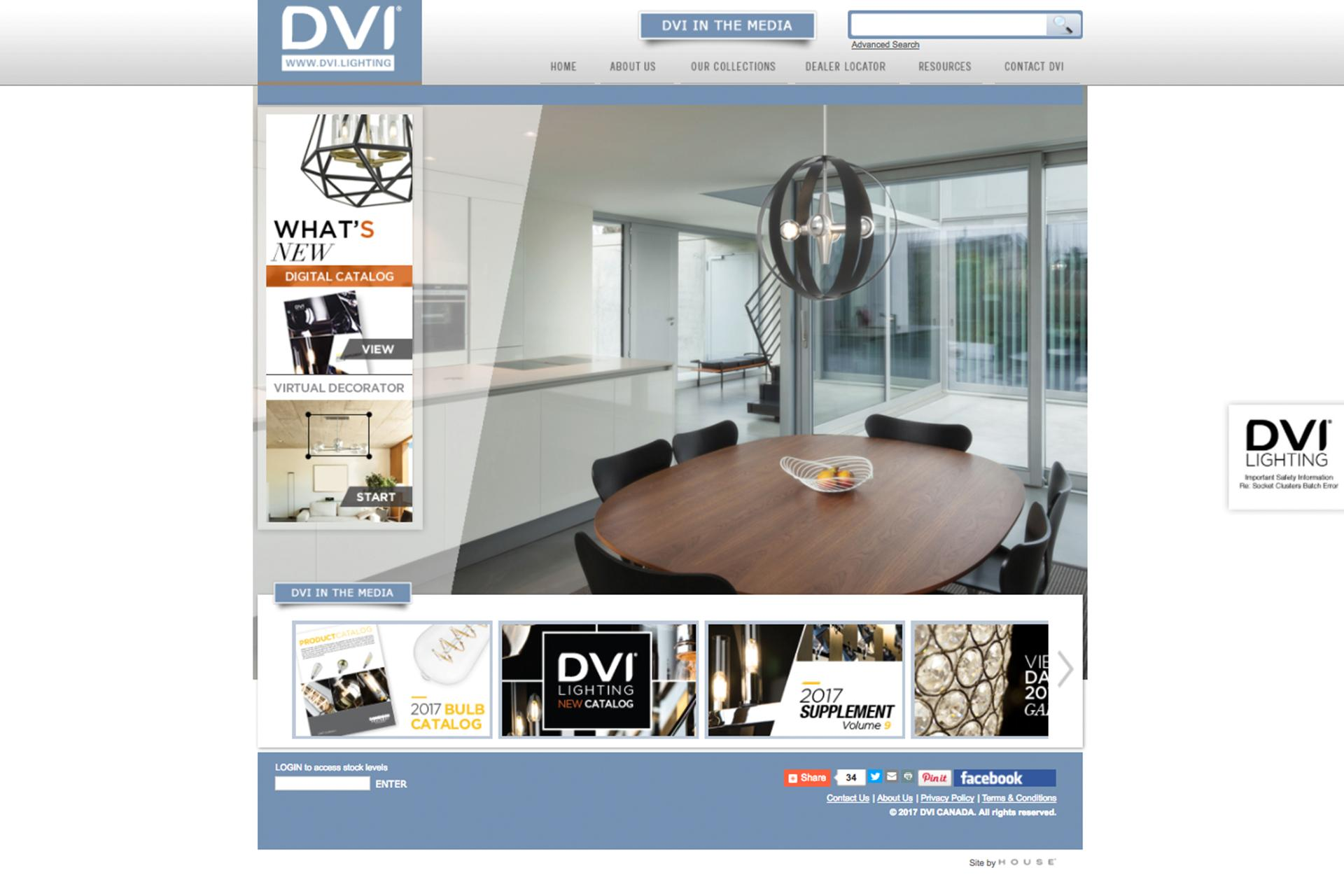 DVI Canada Web Development