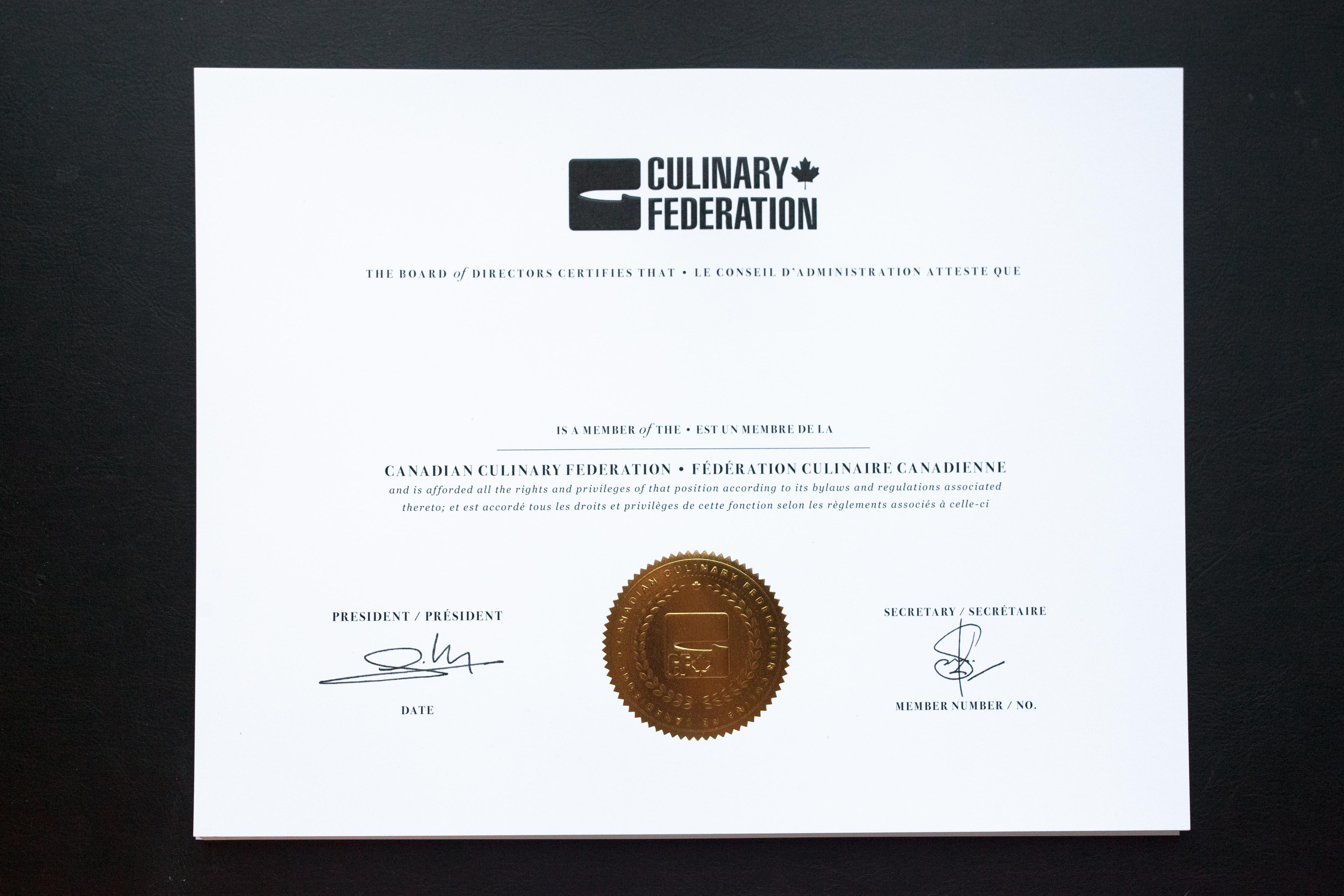 print marketing, embossing, certificate